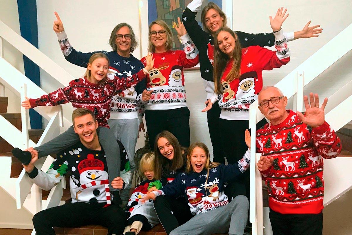 Idea regalo per il natale: il maglione natalizio